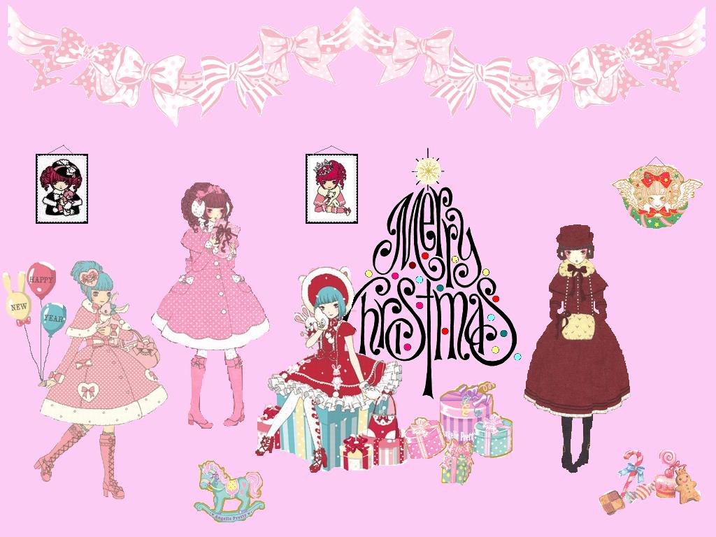 Resultado de imagem para Lolita Xmas