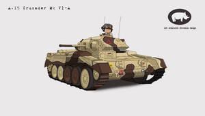 A.15 Crusader II (MK VI-A)