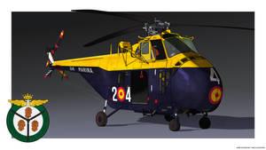 Sikorsky H-19B ''Pepo''