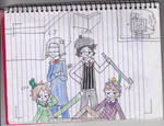 Toontown: The Cogbosses' Family Picture!!!