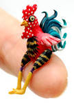 CHICKEN HEN ROOSTER DOLL