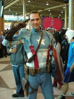 Captain America by SuperPlayerJ