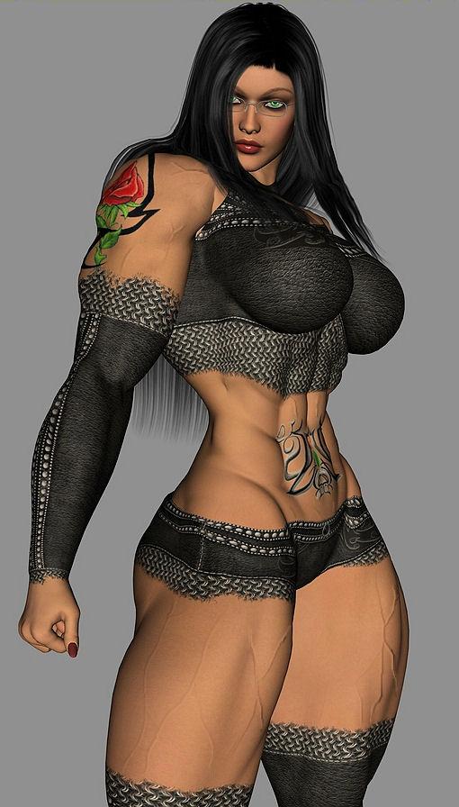 http://fc03.deviantart.com/fs27/f/2008/035/4/6/Warrior_Woman_Redux_by_GRISSSE.jpg