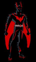 Batman Beyond Rebirth by Benjamin10mil
