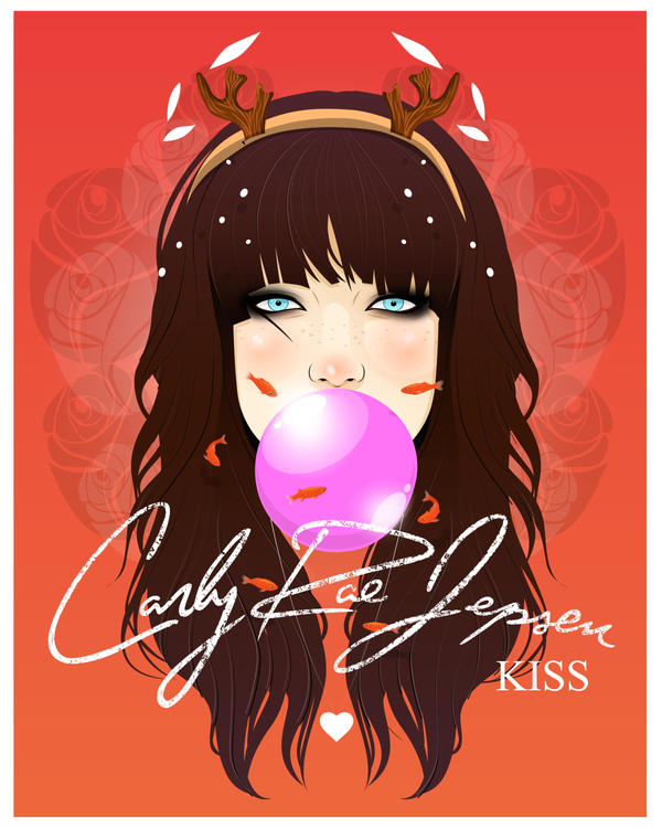 Carly Rae Jepsen by SergioSaucedo