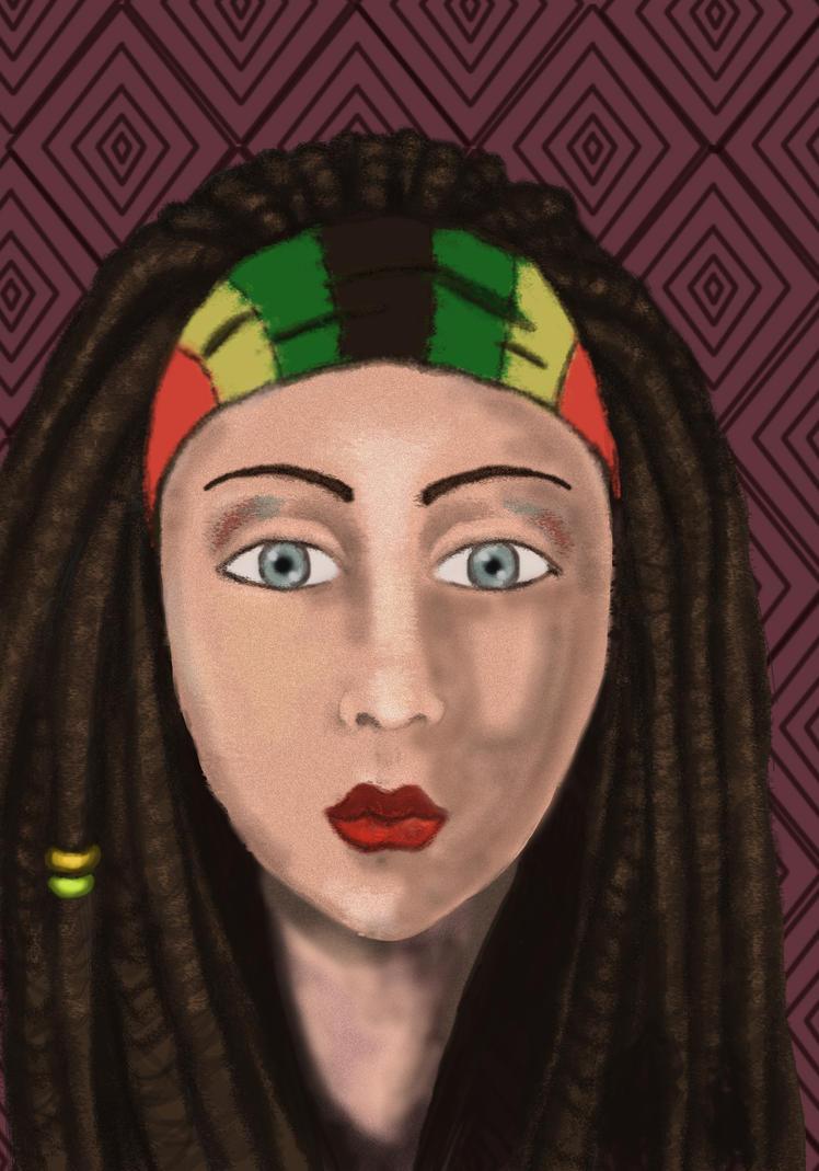 Reggae girl by moonlightflower99 on deviantart - Reggae girl wallpaper ...
