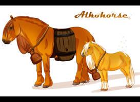 Alkohorse Breedsheet by Meykka