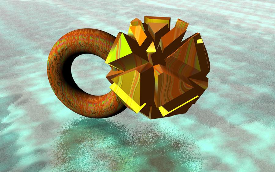 sea wreck by kram666