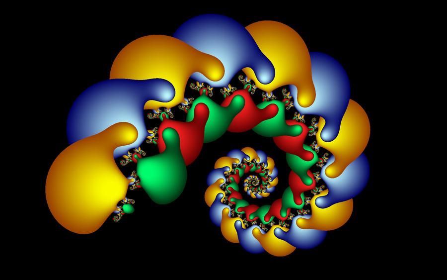 spiral color's by kram666