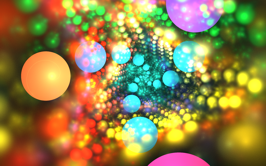 spacedust by kram666