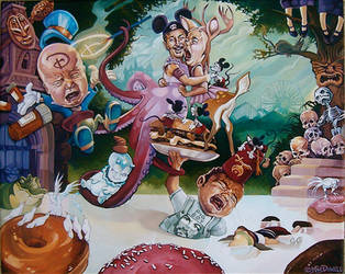 'Feed The Children' by davidmacdowell