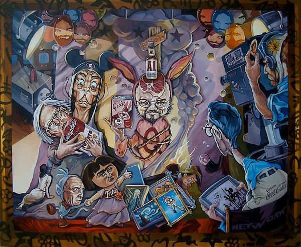 'Bunny Business' by davidmacdowell