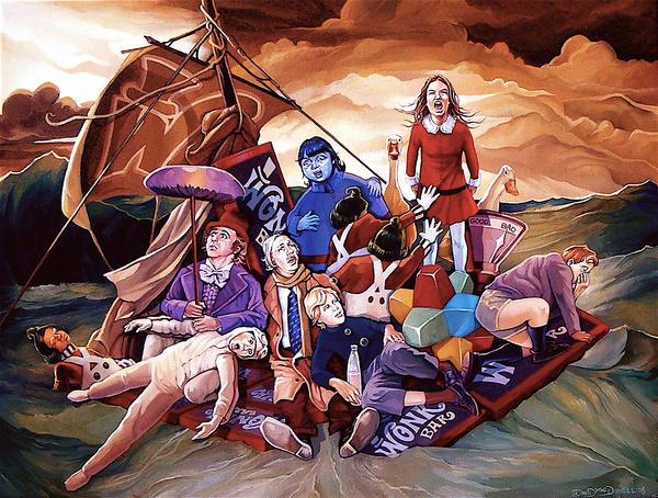 'The Wrath Of Veruca' by davidmacdowell