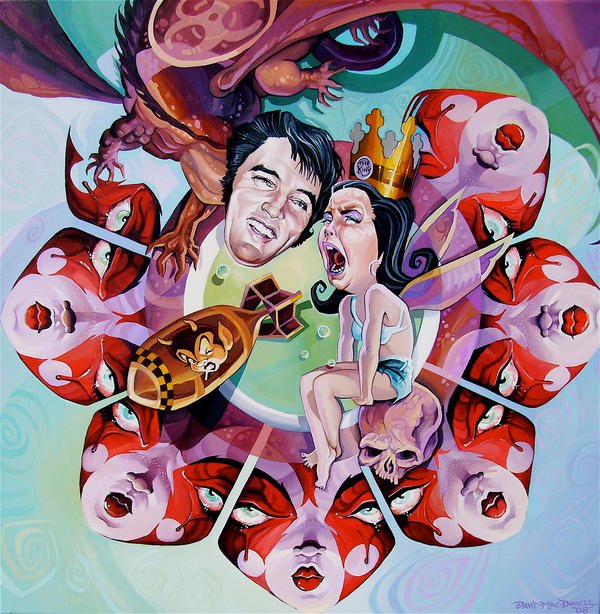 'Ring Of The King' by davidmacdowell