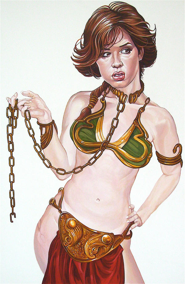 'The Princess' by davidmacdowell