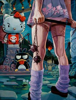 'Kitty Fight'