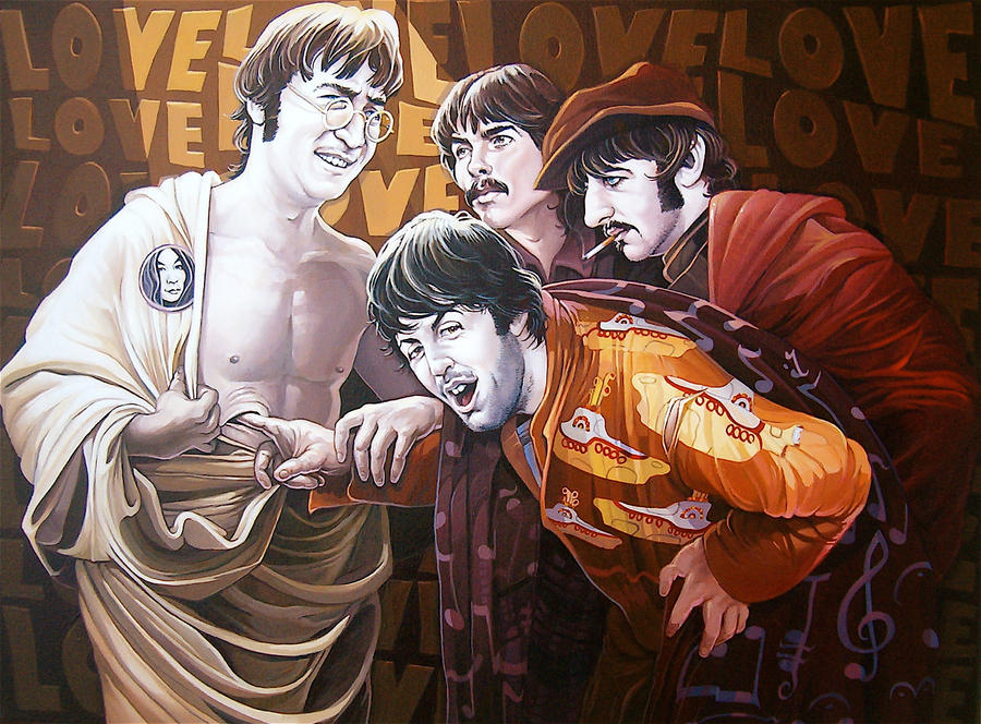 The Beatles: Origen De Las Canciones de Sgt.Peppers + Descar ...