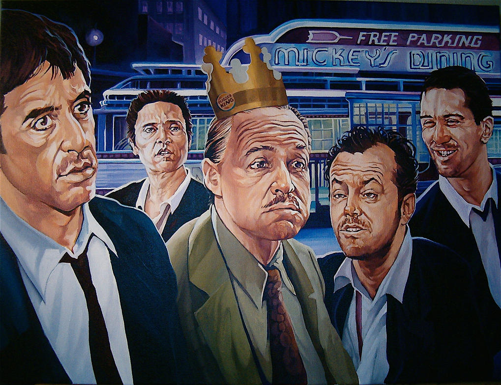 Return Of The King by davidmacdowell