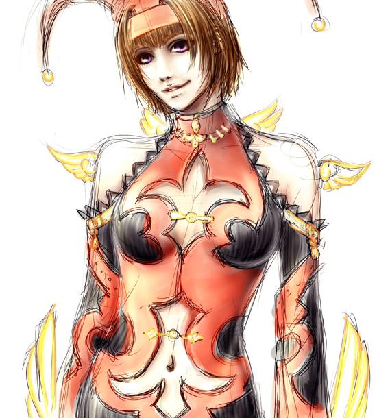 Fan art: Millenium by Speckled-Egg