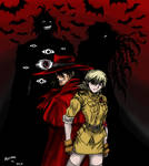 A Vampire and his Draculina