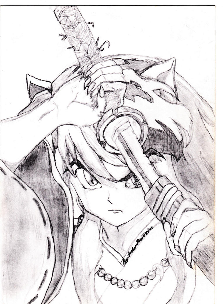Inuyasha by jorose13