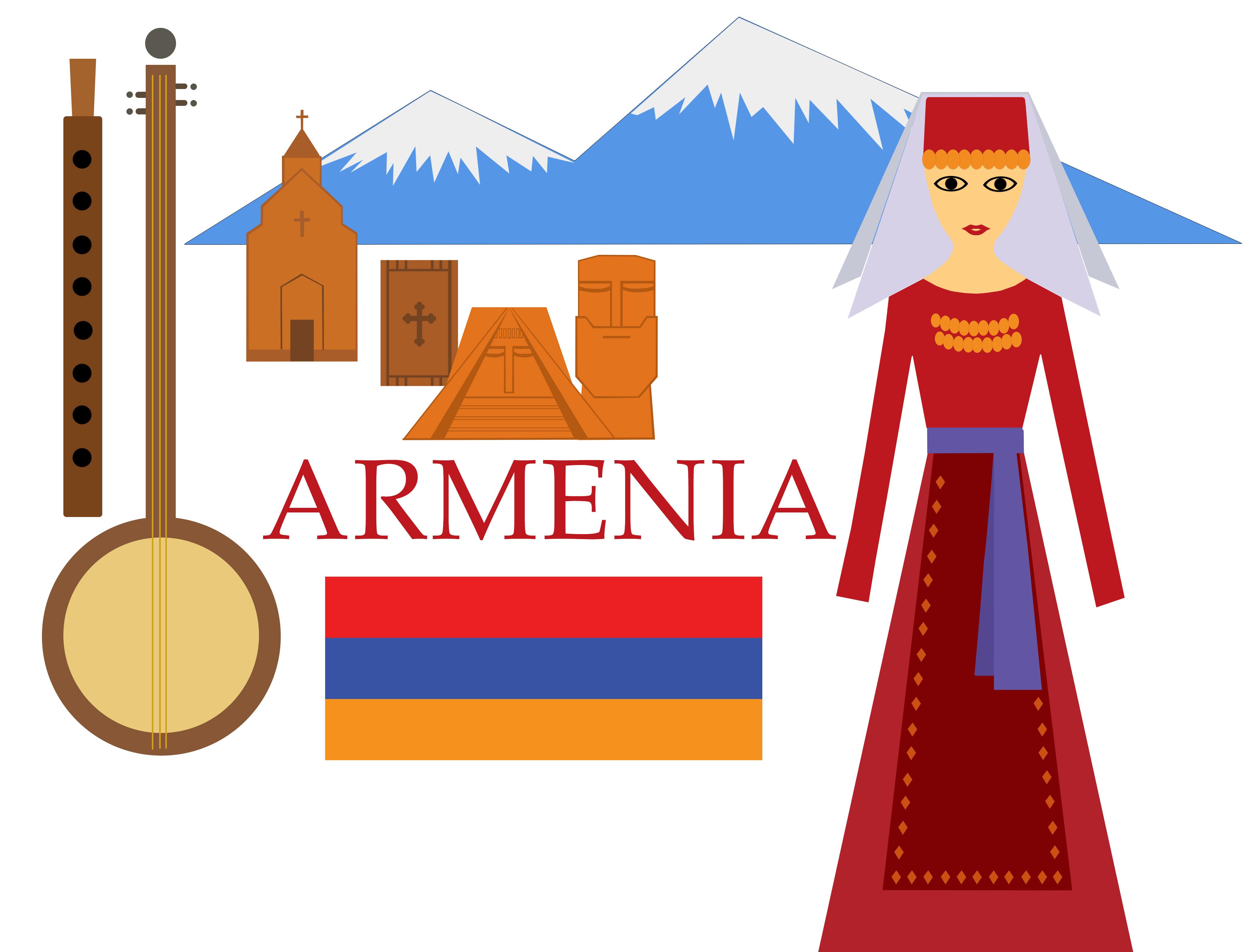 Armenian Culture Items by HyeHD on DeviantArt