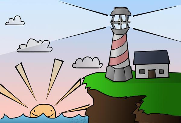 Lighthouse-Variation 1