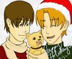 Happy Holidays IzuMizuKo Style