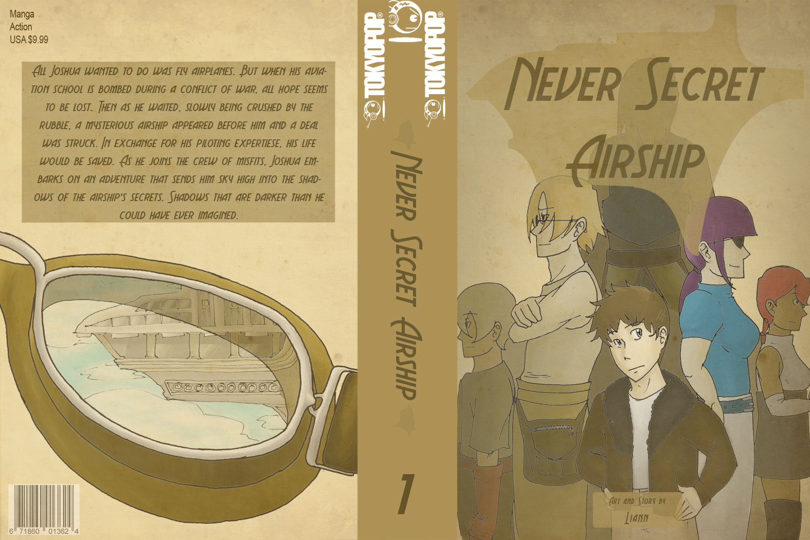 Never Secret Airship by Ayuna-chan