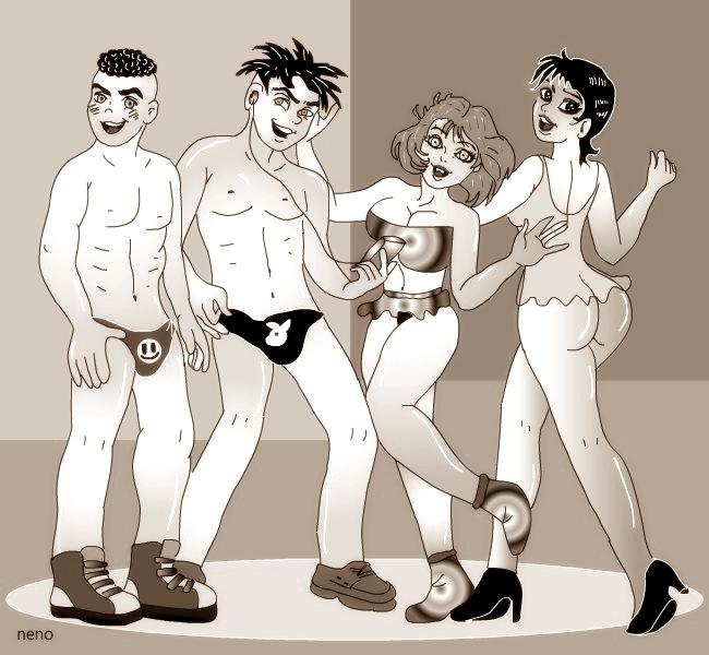 Turma Da Monica Sex 1 by wfranca