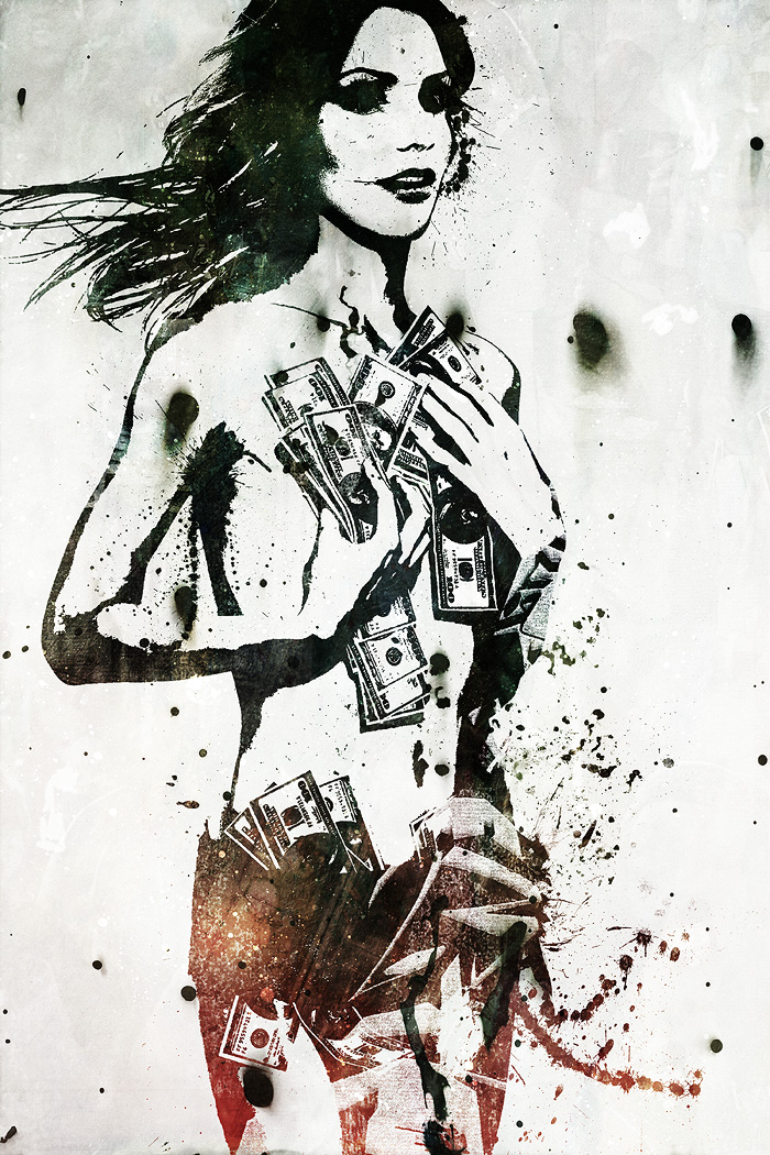 amazing grunge artworks by alex