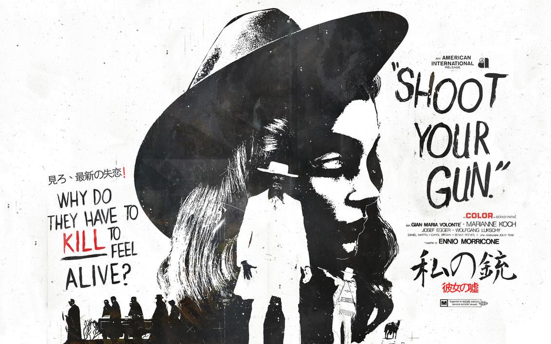 Shoot Your Gun by vhm-Alex