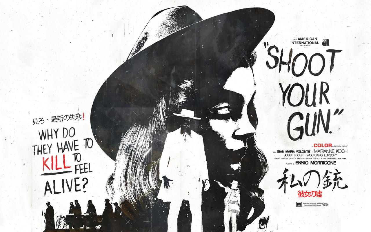 Shoot Your Gun by axcy