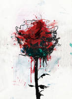 Blood On the Leaves by axcy