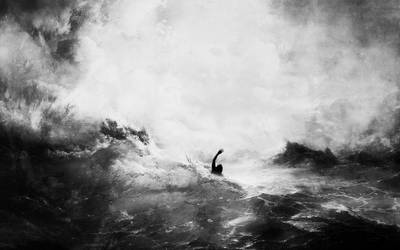 THE SHADOW SEA