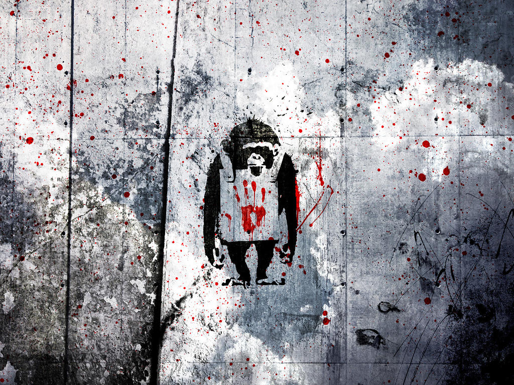Monkeys by axcy