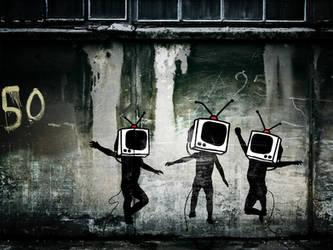21st Century Digital Boys by axcy
