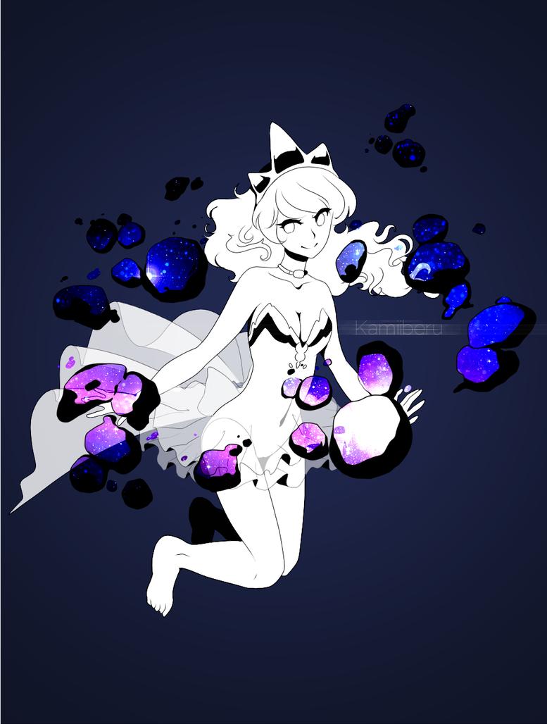::+.+Opal -Gijinka- by Ayaeru