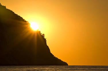 Sunrise in Gargano - Italy by java4folks
