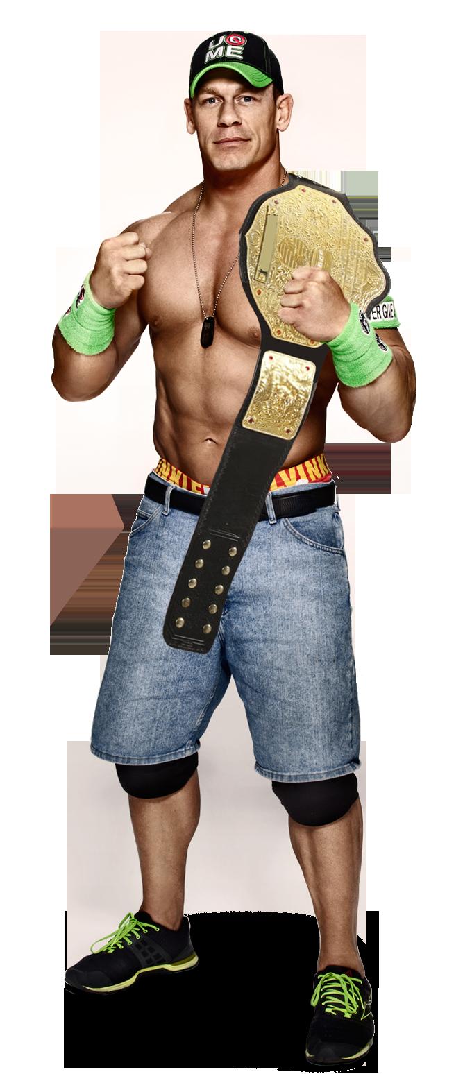 World Heavyweight Champion John Cena John Cena World Heavyw...