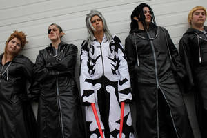 Xemnas - Just relax, guys by AmetystKing