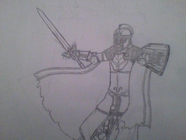 Gunner The Seventh Dahku. by ArgonBradley
