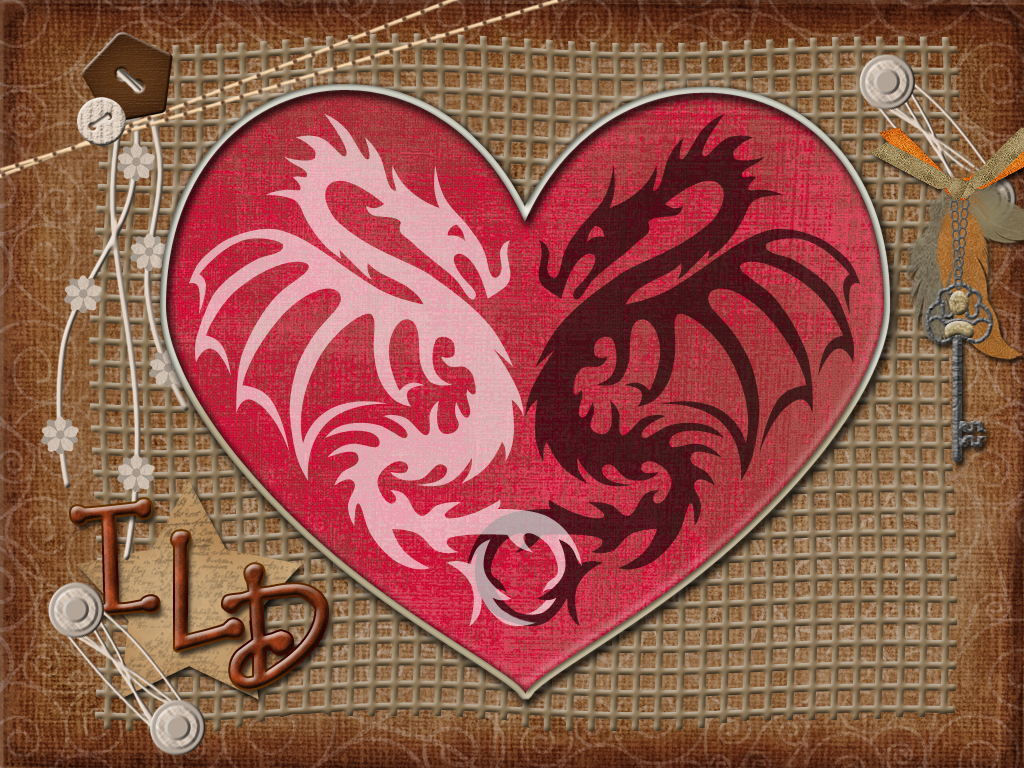 Chinese Dragon Wallpaper By Rickulein