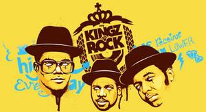 my KINGZ -of- ROCK - RUN DMC
