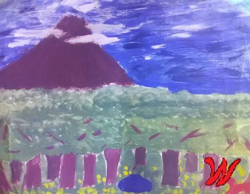 Mt.Chimmney (Pokemon Ruby/Sapphire)