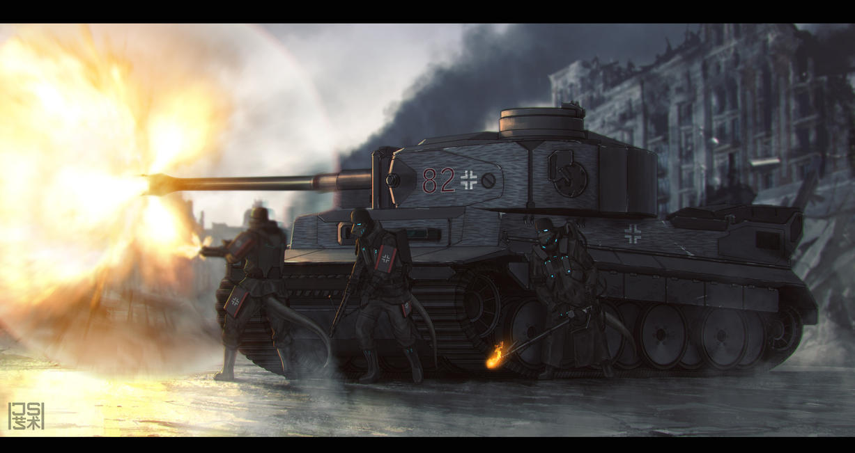 Assault on Moscow by JSA-Arts