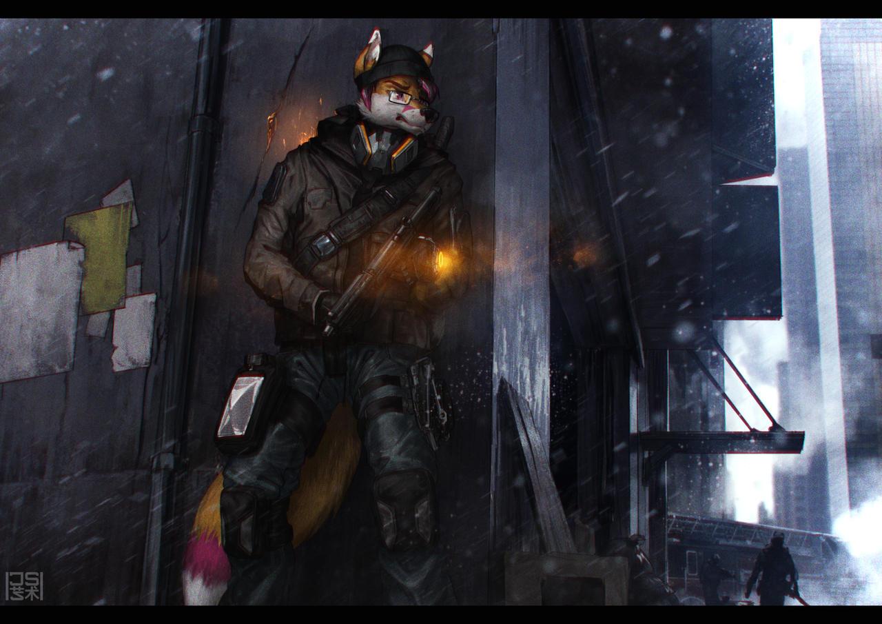 Second Wave Agent by JSA-Arts