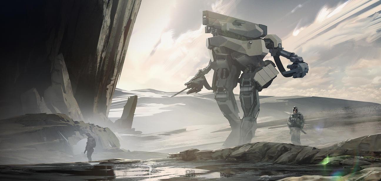 Patrol by JSA-Arts