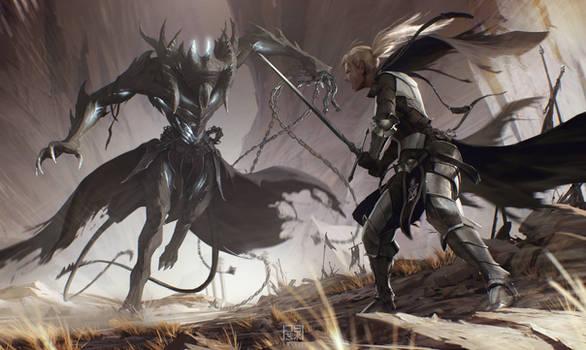 Demon\Gate keeper