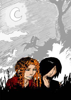 Asmi and Errai -backside cover
